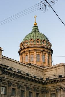カザン大聖堂のドーム
