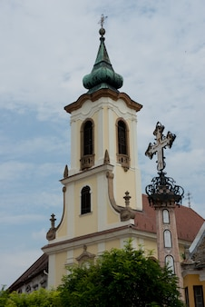 センテンドレの教会