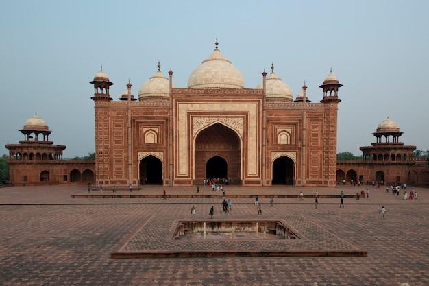 Мечеть тадж махал