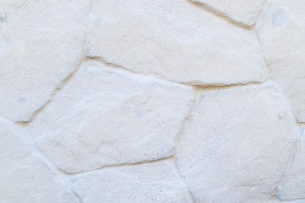 Макро детали керамического узора. белый геометрический мозаичный орнамент.