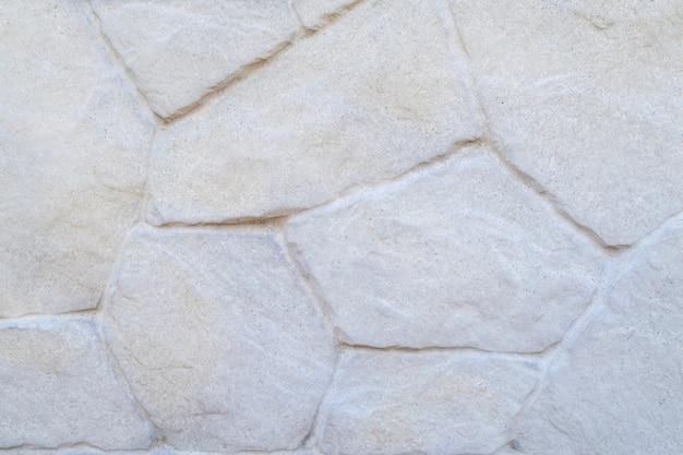 Белый геометрический мозаичный орнамент. макро детали керамического узора.