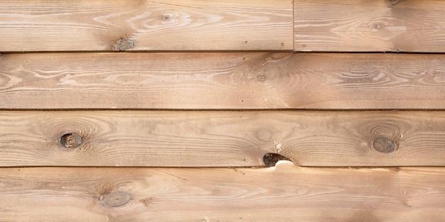 素朴な木の板スペース。空の古い木製のテーブル。自然な寄木細工の背景。グランジデスクテクスチャ。軽い木材の表面。