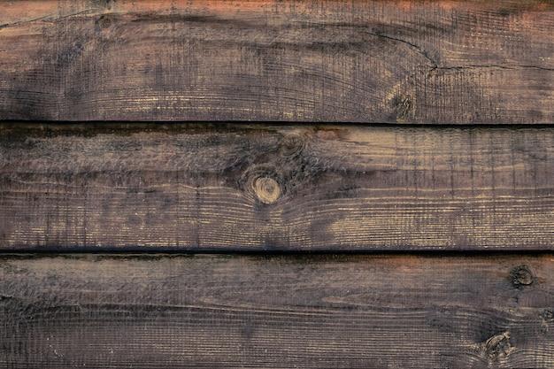 みすぼらしい木製の板、オーク板。