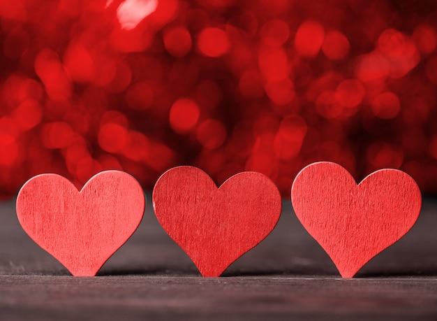 Концепция любви на день матери и день святого валентина. валентина. любовь.