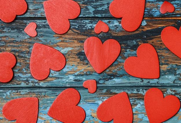 Концепция любви на день матери и день святого валентина.