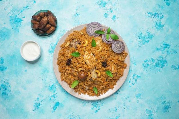 Курица макбоус аль-тахера