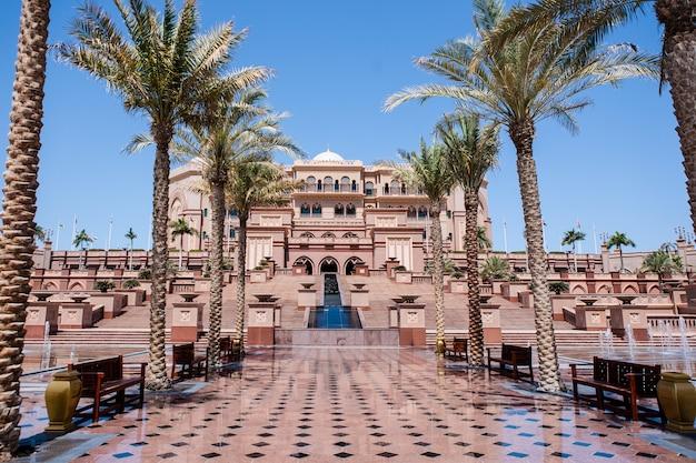 Отель эмирейтс палас