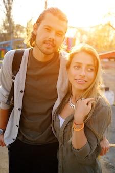 愛のカップル