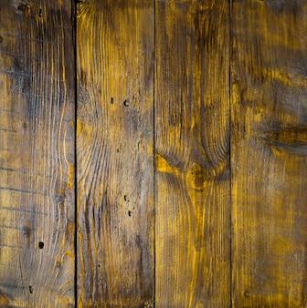 Старые деревянные панели из ореха