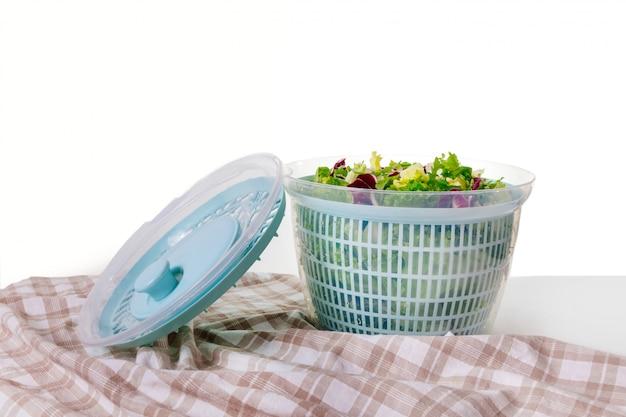 グリーングリーンテーブルキャベツスピナー葉玉ねぎ唐辛子ペパロニオイル
