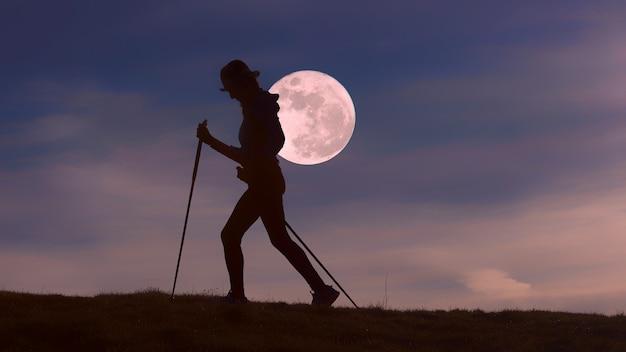 Прогулка до полной луны