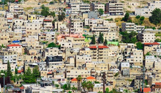 Иерусалим арабские окрестности