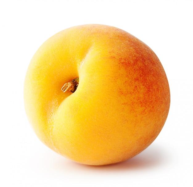 Круглые яркие абрикосы