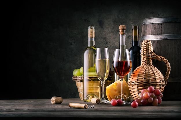 まだワインをテーマに