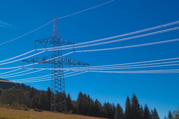 高圧送電線