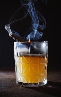 喫煙カクテル