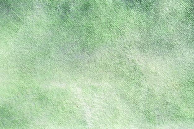 緑の布のテクスチャ