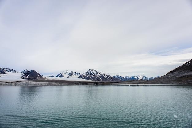 北極の風景