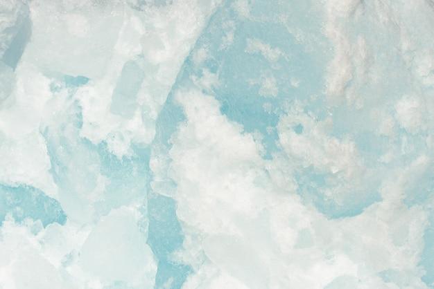 氷河の背景テクスチャ