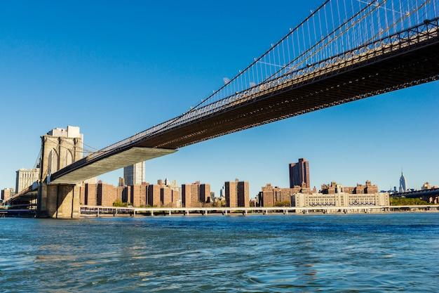 ブルックリン橋-ニューヨークで最も有名で象徴的な橋