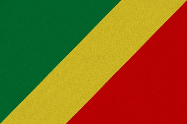 コンゴ生地フラグ