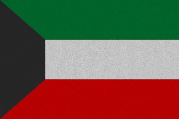 クウェート生地フラグ