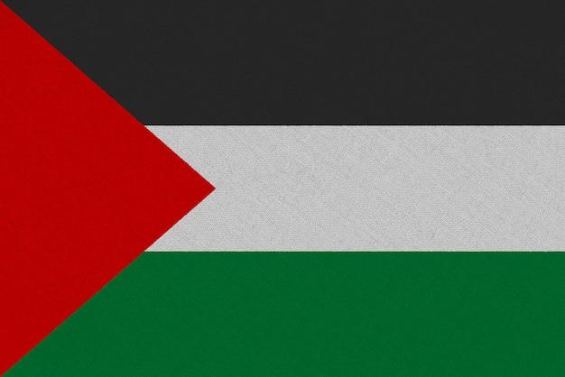 パレスチナ生地フラグ