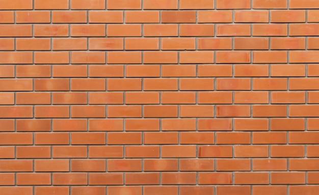 レンガの壁の質感とコピースペースの背景