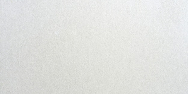 パノラマホワイトペーパー表面の質感とコピースペースの背景。