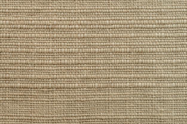 Текстура коричневой ткани фона