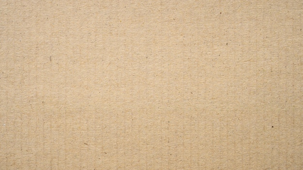 Панорама бумаги крафт фона и текстуры с копией пространства