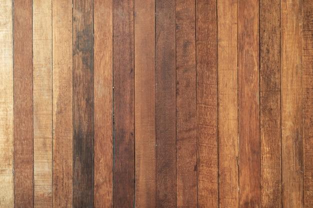 古い茶色の素朴な木製テクスチャ-ウッドの背景