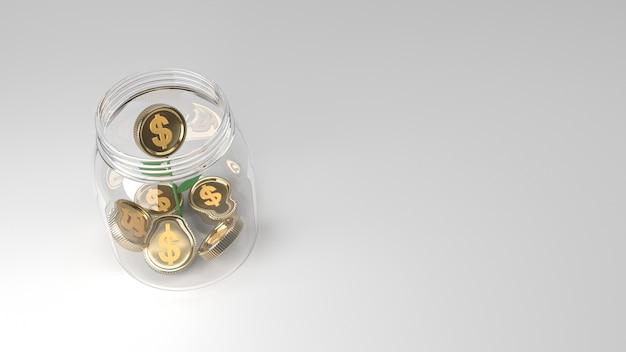 Копить деньги монеты