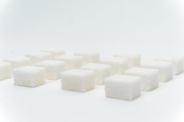 Белый сахар