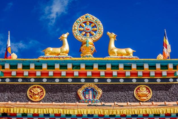 法の仏教の輪