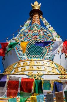 インドの仏教寺院