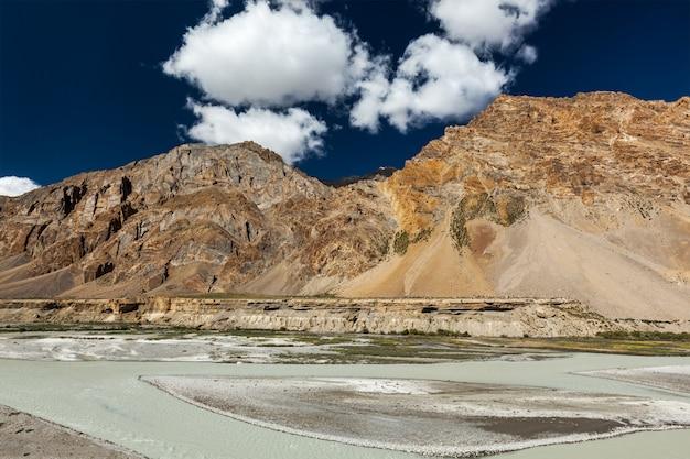 ヒマラヤの風景