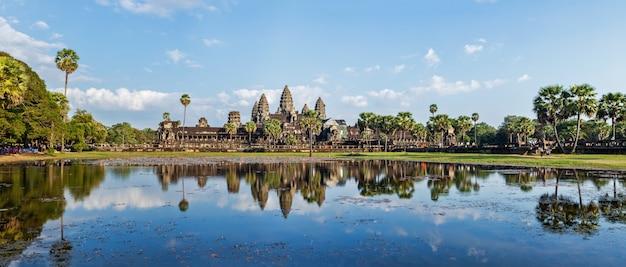 Панорама ангкор ват
