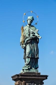 ネポムクのジョン(またはジョンネポムセン)チェコの国家聖人