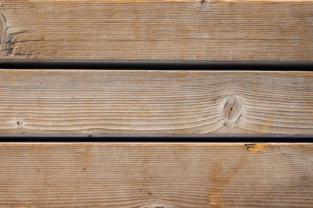 木の板からの背景。テクスチャ背景として使用できます