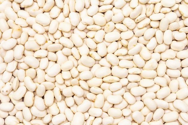 Сухие бобы лимы