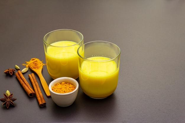 ゴールデンウコンミルク