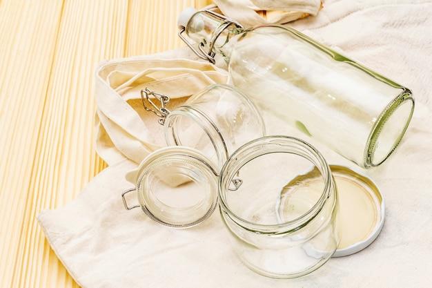 各種の環境に優しい包装、廃棄物ゼロ、紙、ガラス、テキスタイルフリーのリサイクル