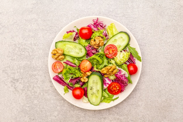 新鮮な野菜、健康的なダイエット食品成分