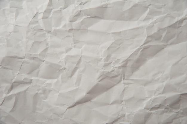 Мятую белую текстуру