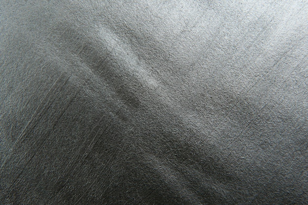 Серебристый металлик окрашенный фон текстура фон декоративный.