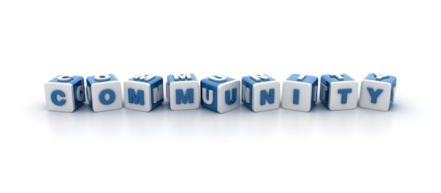 Плитка блоков с общности слова