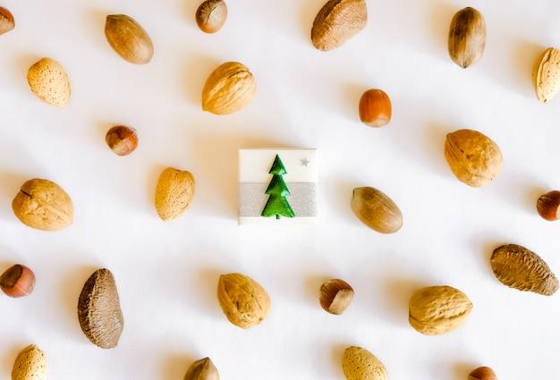 Рождественский ореховый микс.