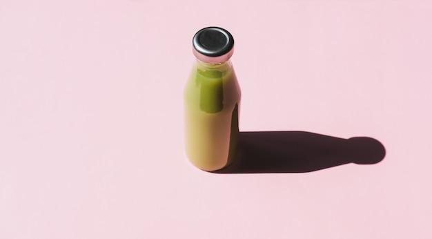 Зеленый детокс сок