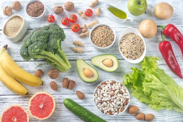 ダイエットに役立つ食品